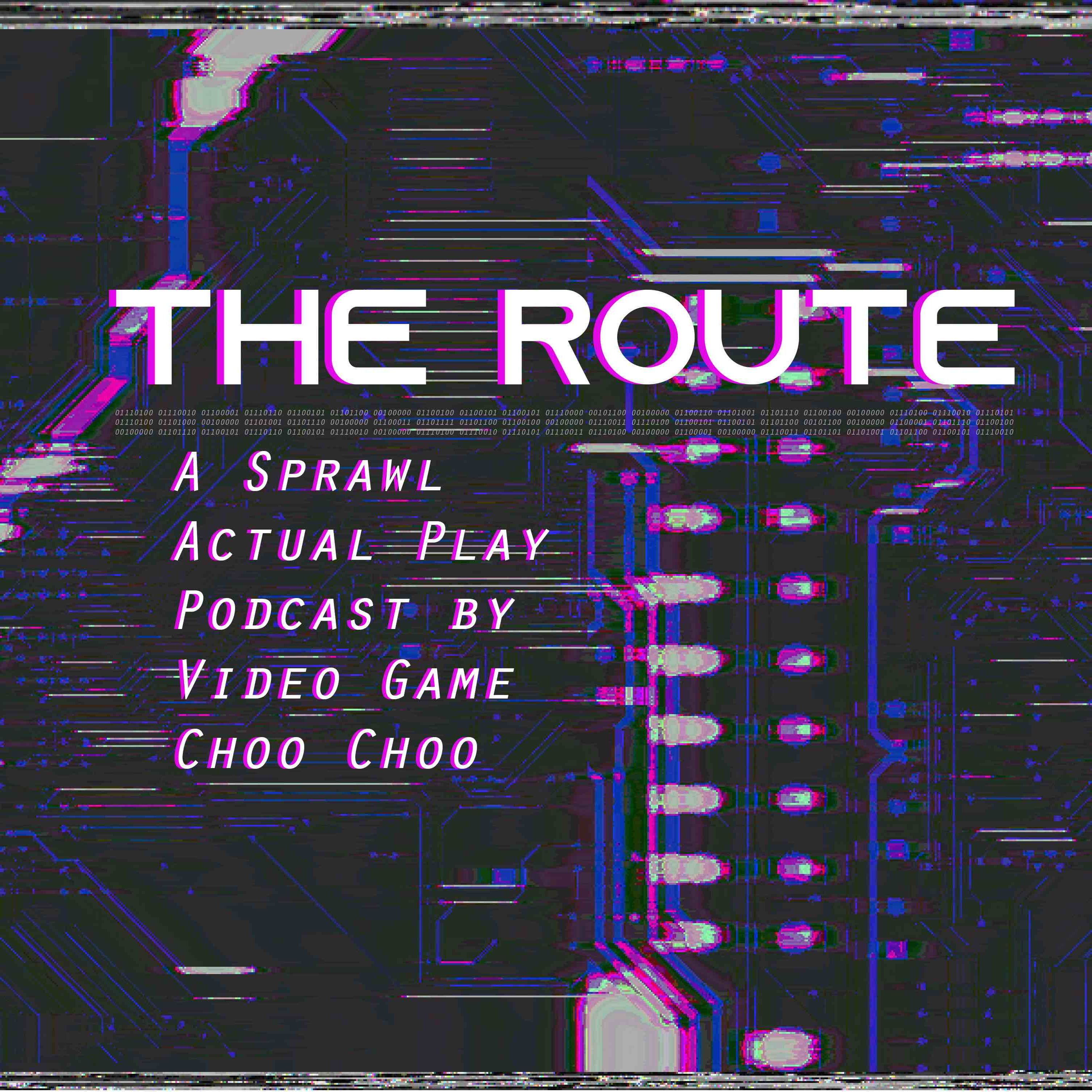 The Route: VGCC's Actual Play Podcast